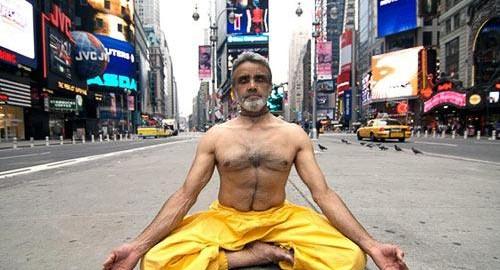 Dharma.meditating