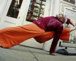 """Develop a strong desire for liberation!"" Dharma Mittra"